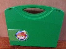PLAYMOBIL Green Undivided Storage Carrying Case in Yorkville, Illinois