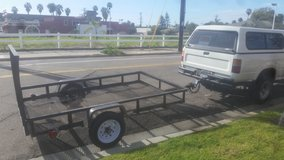 1990 toyota and trailer in Oceanside, California
