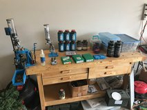 Dillon 550b reloading press with lots of accessories in Vista, California