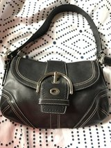 Authentic Coach shoulder bag in Chicago, Illinois