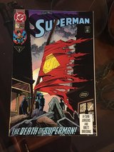 DC Comic - The Death of Superman #75 -1993 in Bolingbrook, Illinois