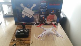 4 Prop/RC Drone w/Camera in Lemoore NAS, California