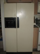 GE Side-by-Side 24-cu ft Refrigerator in Alamogordo, New Mexico