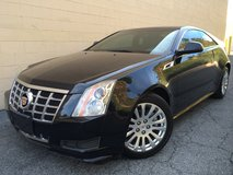 2013 Cadillac CTS Coupe in Fort Irwin, California