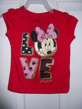 "MINNY MOUSE   ""LOVE""  T SHIRT in Cherry Point, North Carolina"