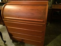 REDUCED Roll Top Desk in Baytown, Texas