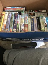 VHS and DVD kids adults in Batavia, Illinois