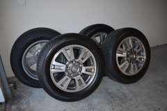 Rims and Tires (Brand New) in Fort Bragg, North Carolina