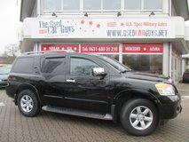 2012 Nissan Armada SL    S2350 in Ramstein, Germany