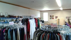 All clothing $0.25 in The Woodlands, Texas