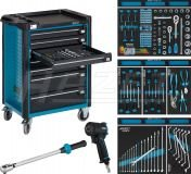 Hazet tool chest with 145 tools in Ramstein, Germany
