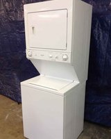 """STACKED Full Size WASHER And DRYER ( Electric ) - 27"""" - in Oceanside, California"""