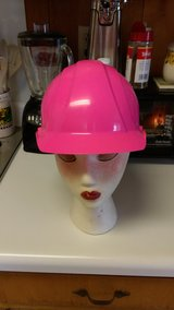 Ladies pink hardhat in Perry, Georgia