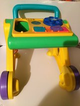 Activity Table, Walking Toy in Glendale Heights, Illinois