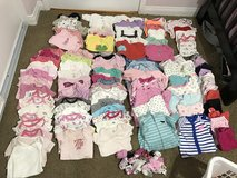0-3/3 month girl clothes in Camp Pendleton, California