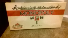 Monopoly First edition game- never opened in Columbus, Georgia