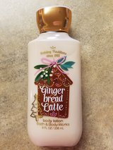 NEW BBW Ginger bread latte body lotion in Watertown, New York