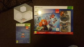 xbox360 disney infinity starter set in Lakenheath, UK