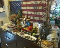 Tables, lamps, art books, fun decor items in Yucca Valley, California