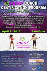 PEPP Coach Certification Training in Oceanside, California