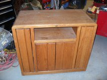 %%%  Wood TV Stand  %%% in 29 Palms, California