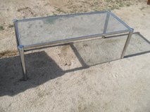 ^^^  Glass Coffee Table  ^^^ in Yucca Valley, California