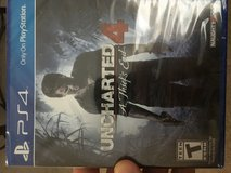 Uncharted 4 for PS4 in Wilmington, North Carolina