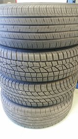Good used mismatched tires 205/65/16 in Fort Rucker, Alabama