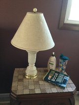 Table lamp (2) in Glendale Heights, Illinois