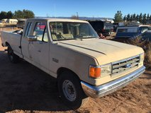 89 Ford F250 Truck in Alamogordo, New Mexico