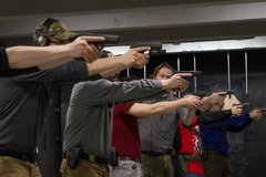 Pistol or Rifle Shooting Lessons in Fort Irwin, California