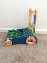 Melissa and Doug wooden gator walker in 29 Palms, California