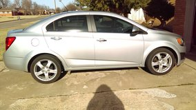 2012 Chevy Sonic in Lawton, Oklahoma