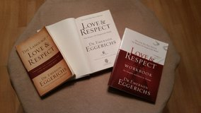 The Language of Love & Respect: 2 copies w/wkbk in Beaufort, South Carolina