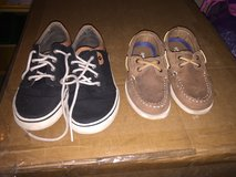 Boys sperry shoes in Joliet, Illinois