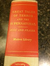 1944 GREAT TALES of TERROR AND THE SUPERNATIONAL in Aurora, Illinois