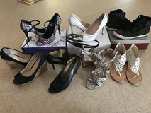 All shoes sizes 8 to 8.5 all for $50 in Okinawa, Japan