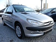 2001 Peugeot 206 Automatic, Very low mileage, Panoramic Sunroof in Ramstein, Germany