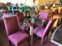 Kitchen Dinette Table W/ Four Chairs in Fort Polk, Louisiana
