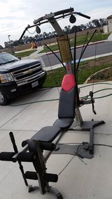 Home Gym Bowflex (dropped) in Temecula, California
