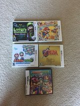 Nintendo 2DS/3DS games in Elgin, Illinois