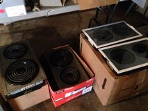 Whirlpool electric cooktop cartridges. in DeKalb, Illinois