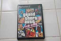 Playstation 2 Game - GTA Vice City in Ramstein, Germany