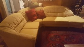 Couch Sectional with Chair and Ottoman in Fort Huachuca, Arizona