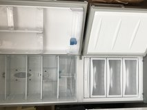 LG no frost refrigerator and freezer in one in Topeka, Kansas