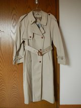 British Style Long Trench Coat in Ramstein, Germany