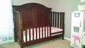Crib to college baby bed in Fort Rucker, Alabama