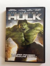 The Incredible Hulk DVD in Yorkville, Illinois