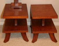 Pr Mid Century End Tables in Fort Leonard Wood, Missouri
