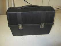 Vintage Black Aladdin Lunch Box, Dome top in Bolingbrook, Illinois